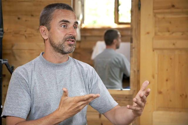 Jem Friar Masseur, bodyworker & detox coach
